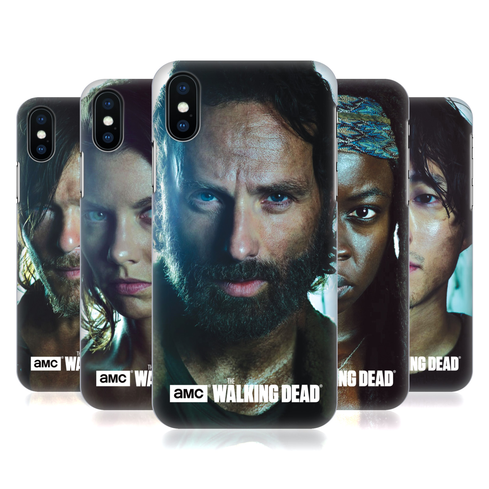 AMC The Walking Dead Characters