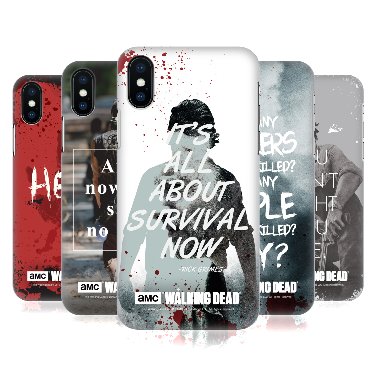 AMC The Walking Dead Quotes