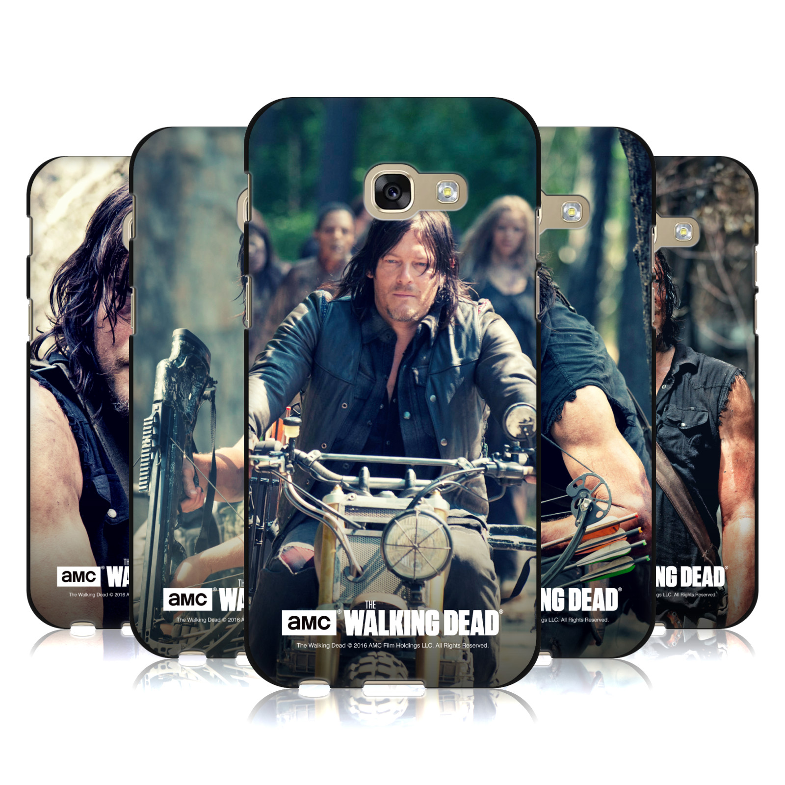 coque samsung j3 2016 walking dead