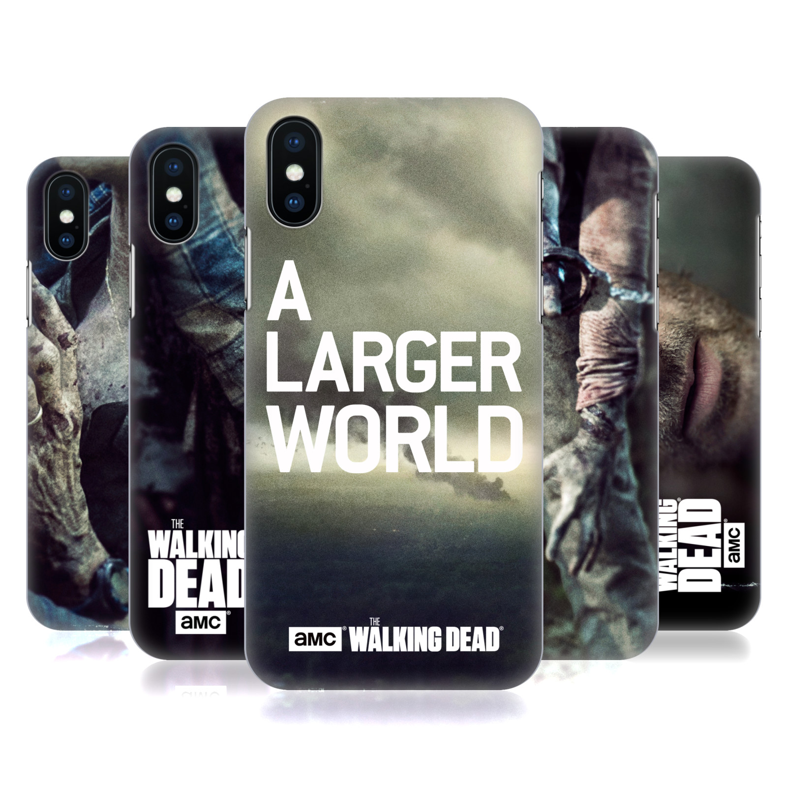 AMC The Walking Dead Key Art