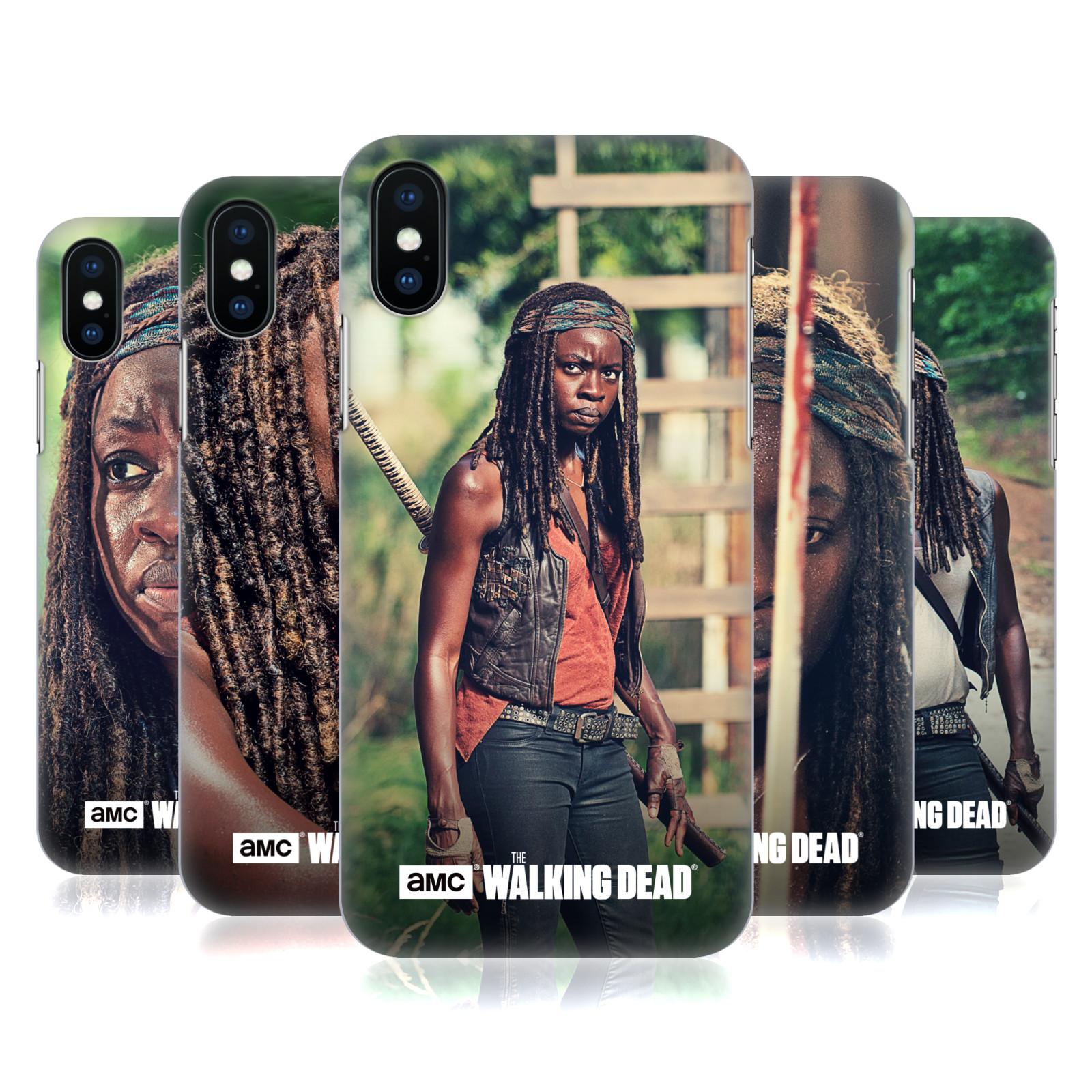 Official AMC The Walking Dead Michonne
