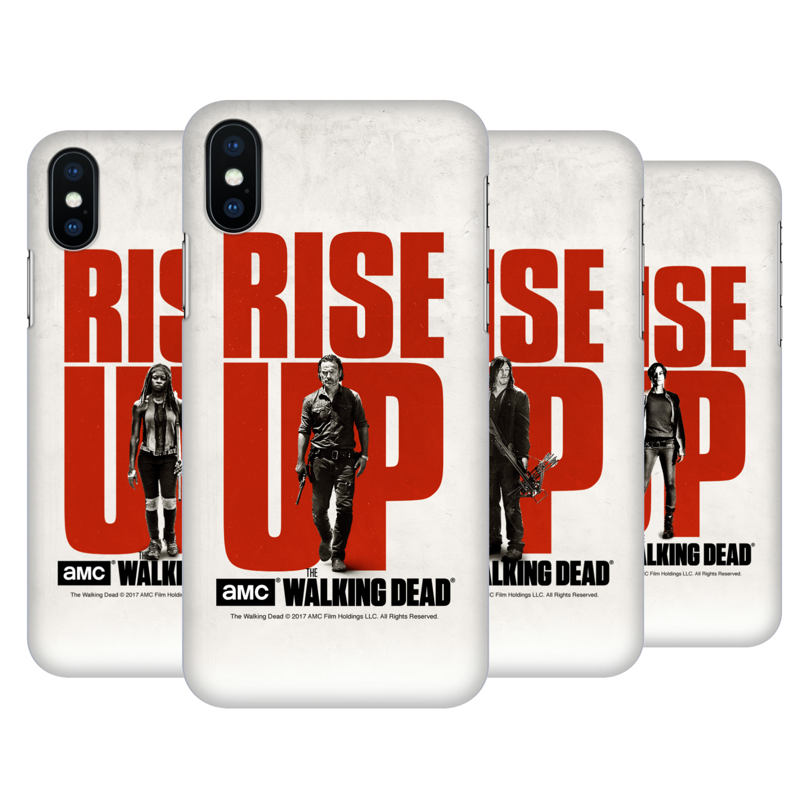 Official AMC The Walking Dead Rise Up