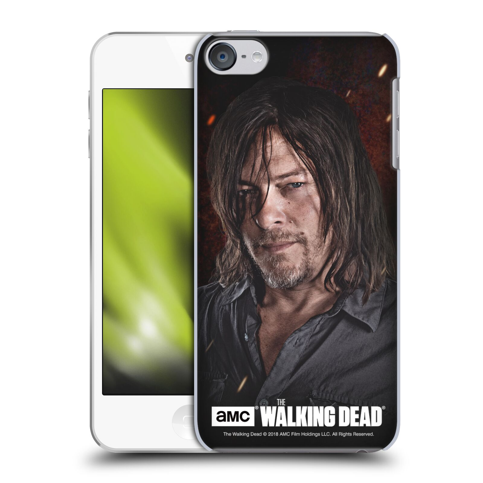 OFFICIAL-AMC-THE-WALKING-DEAD-SEASON-8-PORTRAITS-CASE-FOR-APPLE-iPOD-TOUCH-MP3