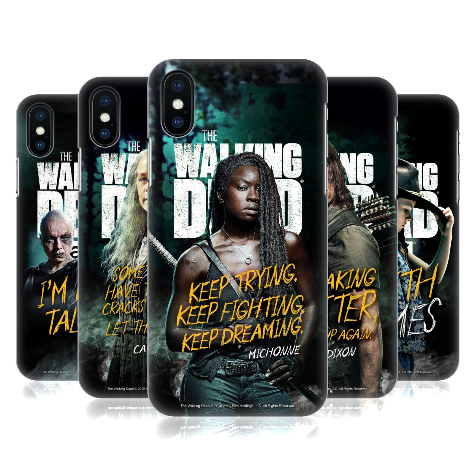 Official AMC The Walking Dead Season 9 Quotes