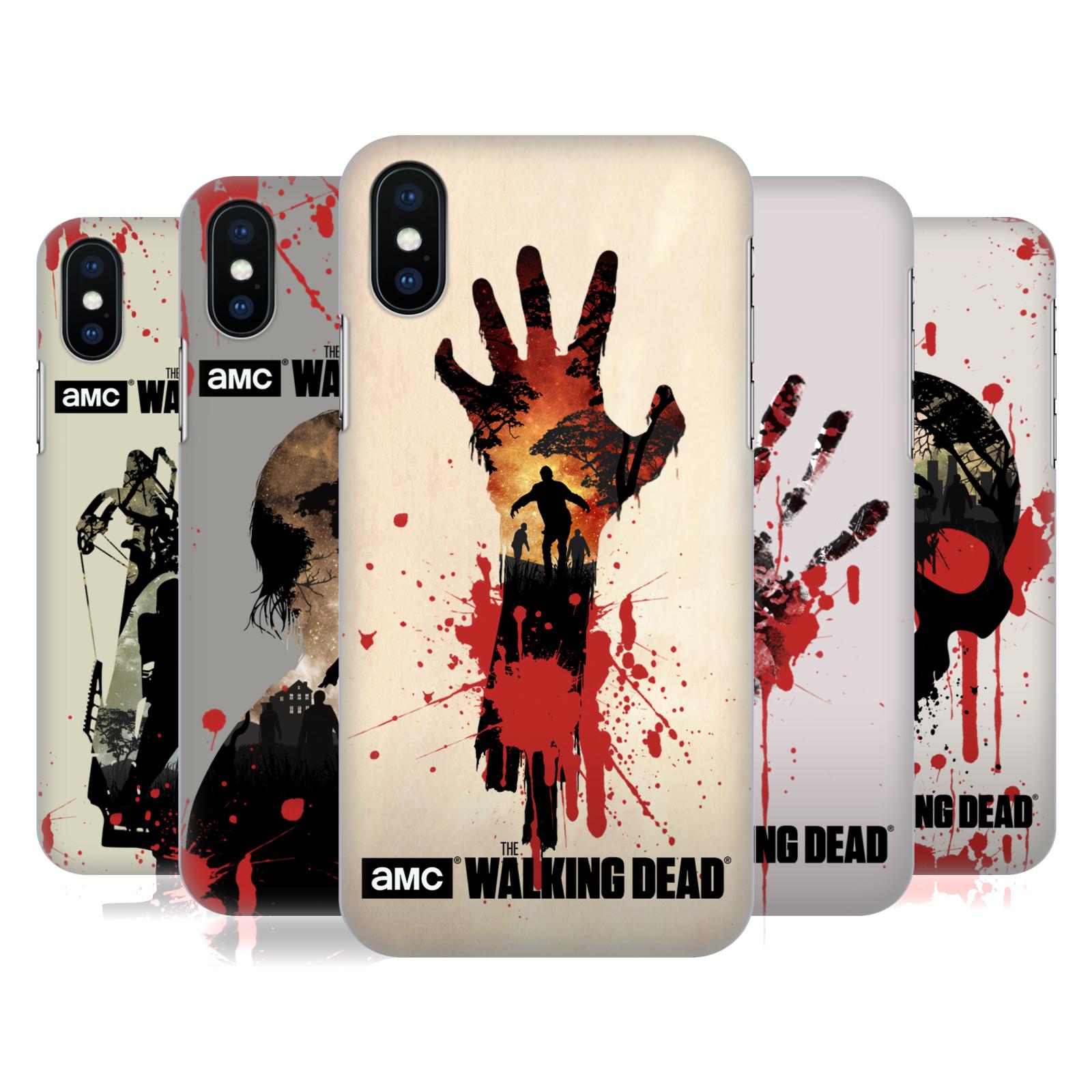 AMC The Walking Dead Silhouettes