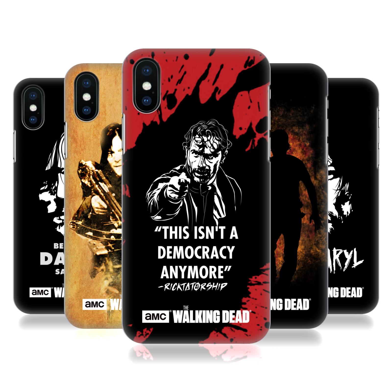 AMC The Walking Dead Typography