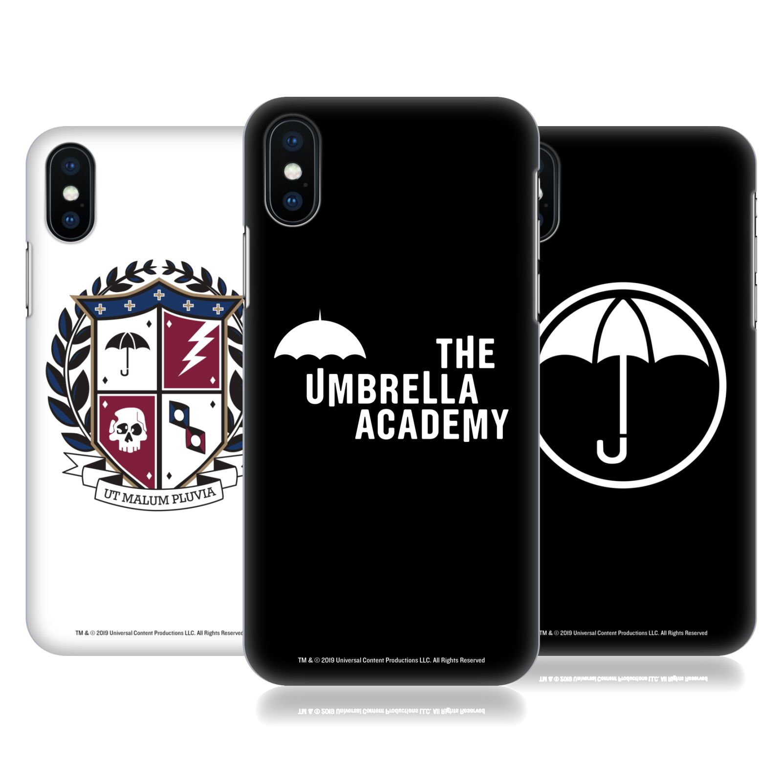 Official The Umbrella Academy Logos
