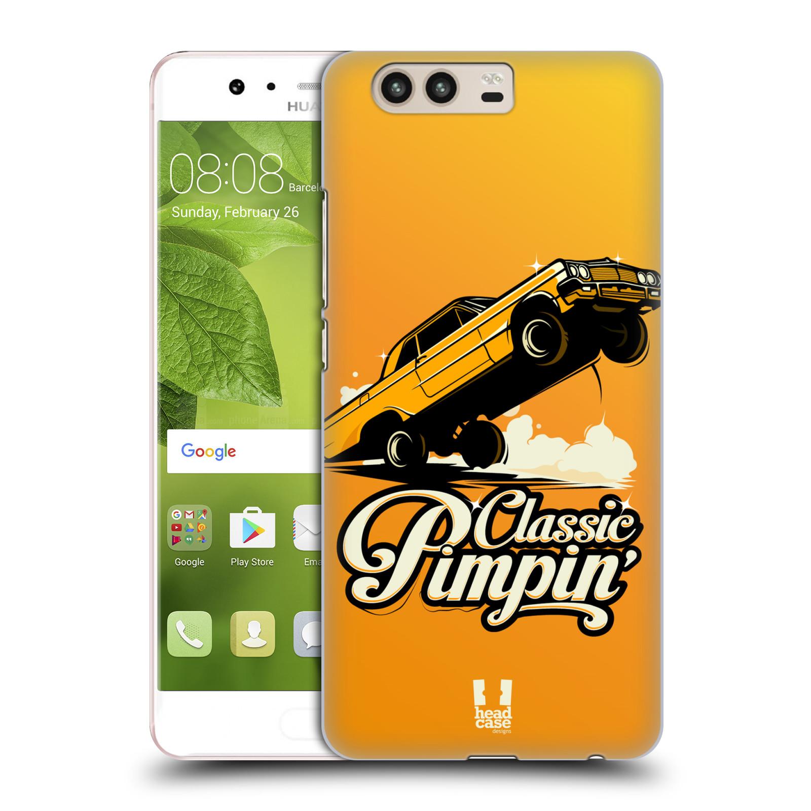 Funda HEAD CASE DESIGNS urbano Vibes Funda Rígida Posterior Para Huawei P10
