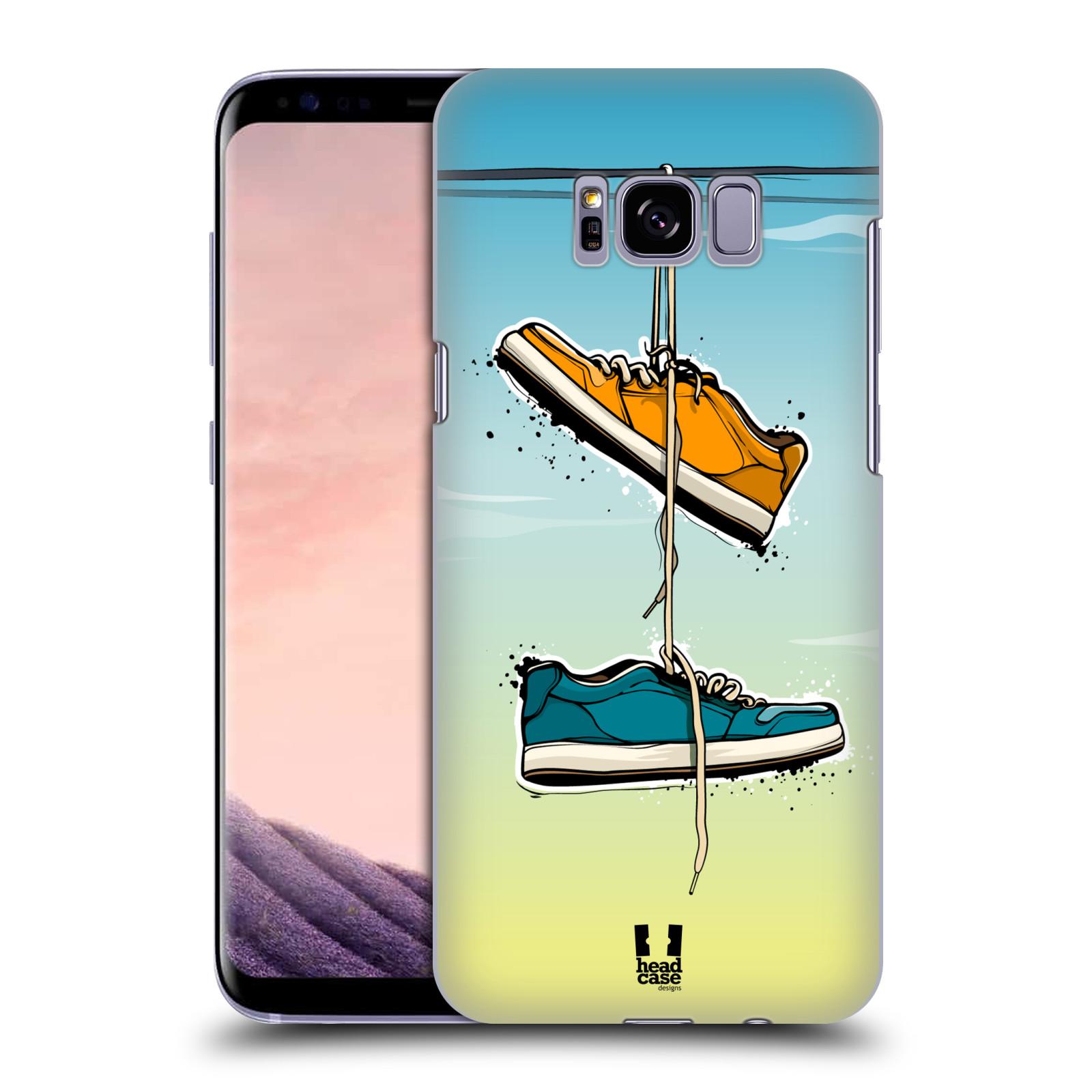 Funda HEAD CASE DESIGNS urbano Vibes Funda Rígida Posterior Para Samsung Galaxy S8+ S8 Plus