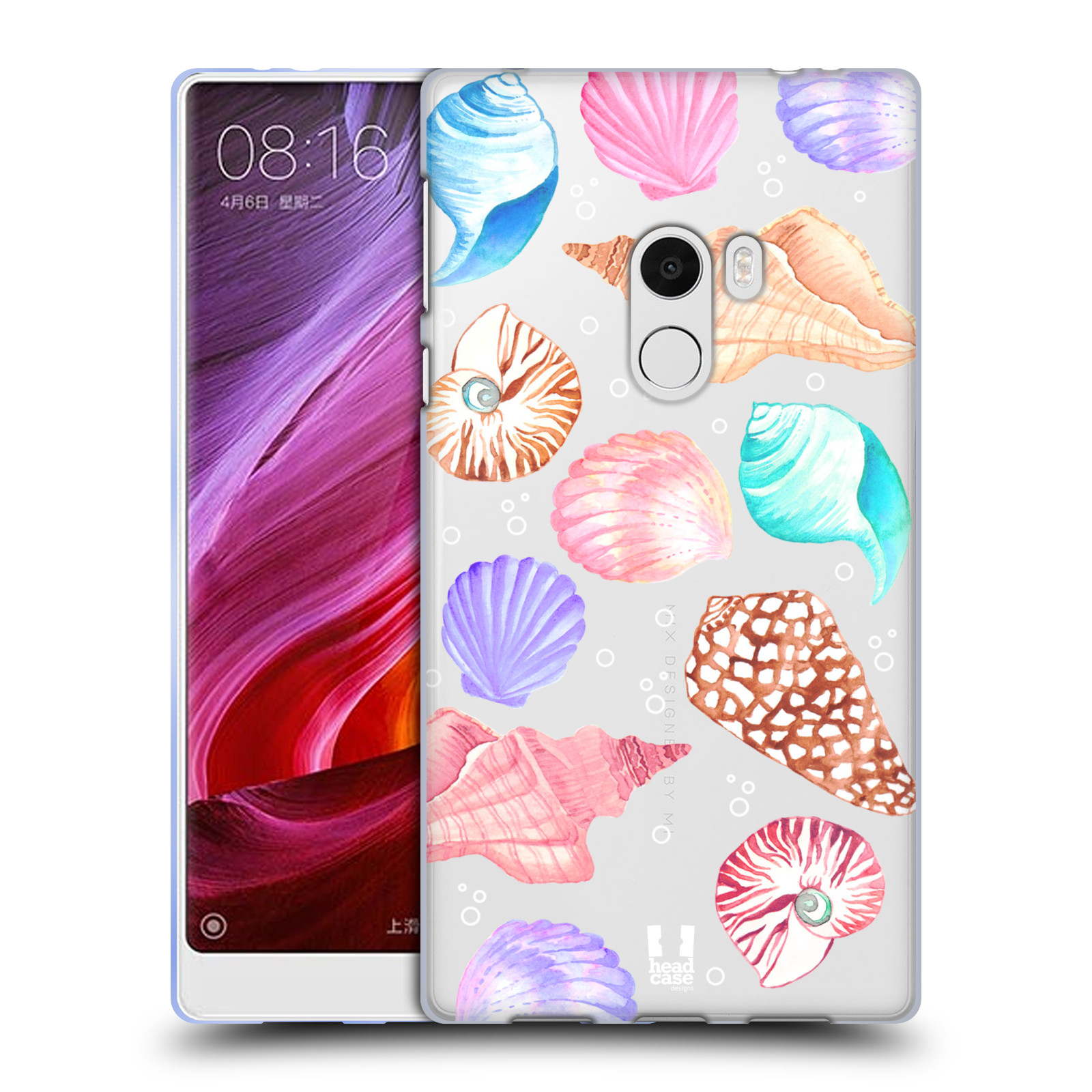 HEAD-CASE-DESIGNS-WATERCOLOURED-SEA-LIFE-SOFT-GEL-CASE-FOR-XIAOMI-PHONES