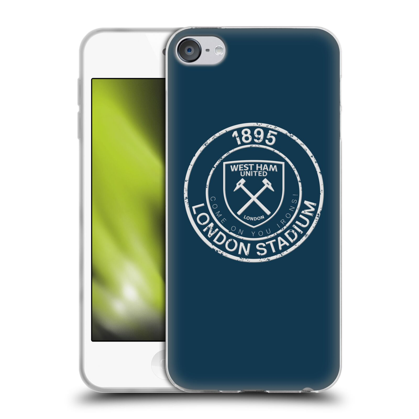 OFFICIAL-WEST-HAM-UNITED-FC-2018-19-CREST-SOFT-GEL-CASE-FOR-APPLE-iPOD-TOUCH-MP3