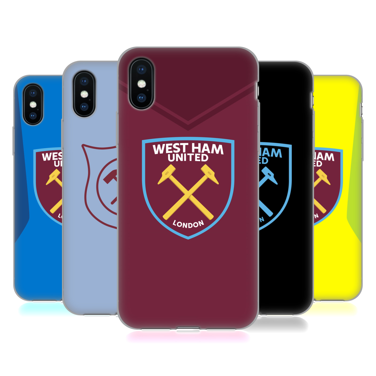 West Ham United FC 2017/18 Crest Kit