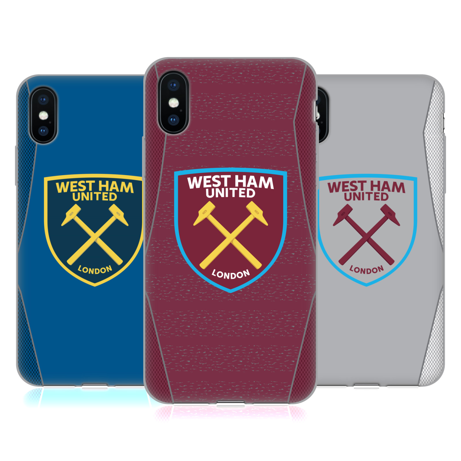 West Ham United FC 2018/19 Crest Kit