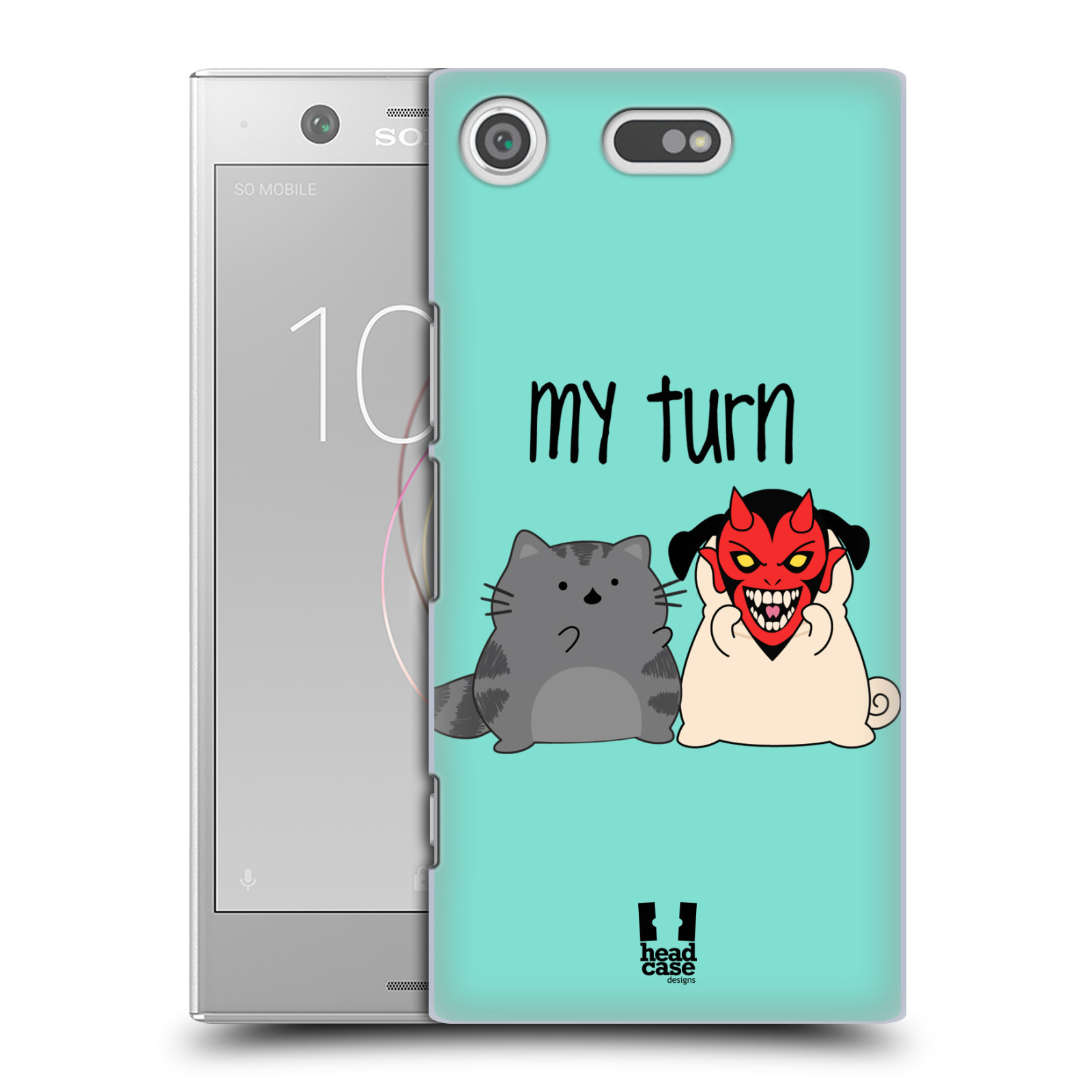 HEAD-CASE-DESIGNS-BAND-DE-WILBUR-ETUI-COQUE-POUR-SONY-XPERIA-XZ1-COMPACT