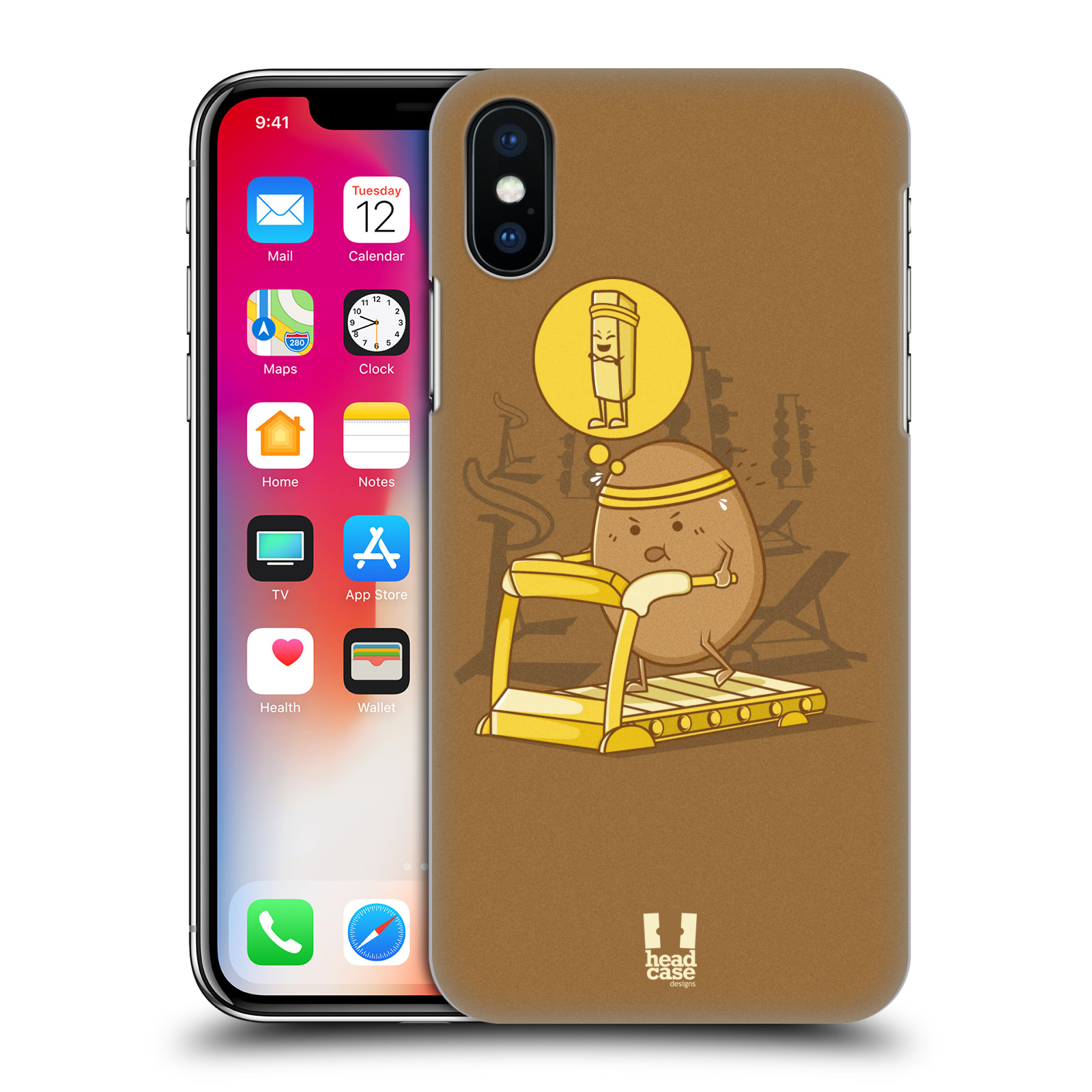 HEAD-CASE-DESIGNS-WORK-IT-OUT-HARD-BACK-CASE-FOR-APPLE-iPHONE-PHONES