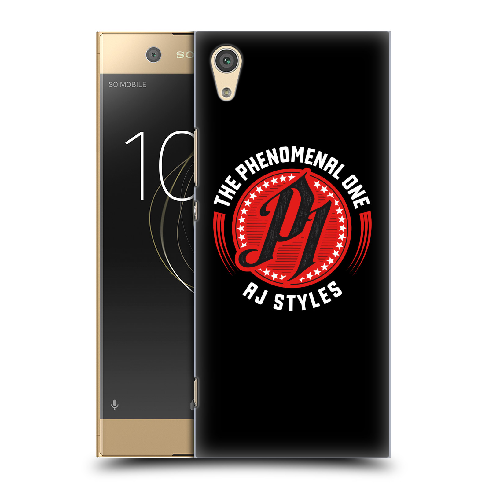 OFFICIAL-WWE-2017-AJ-STYLES-HARD-BACK-CASE-FOR-SONY-PHONES-1