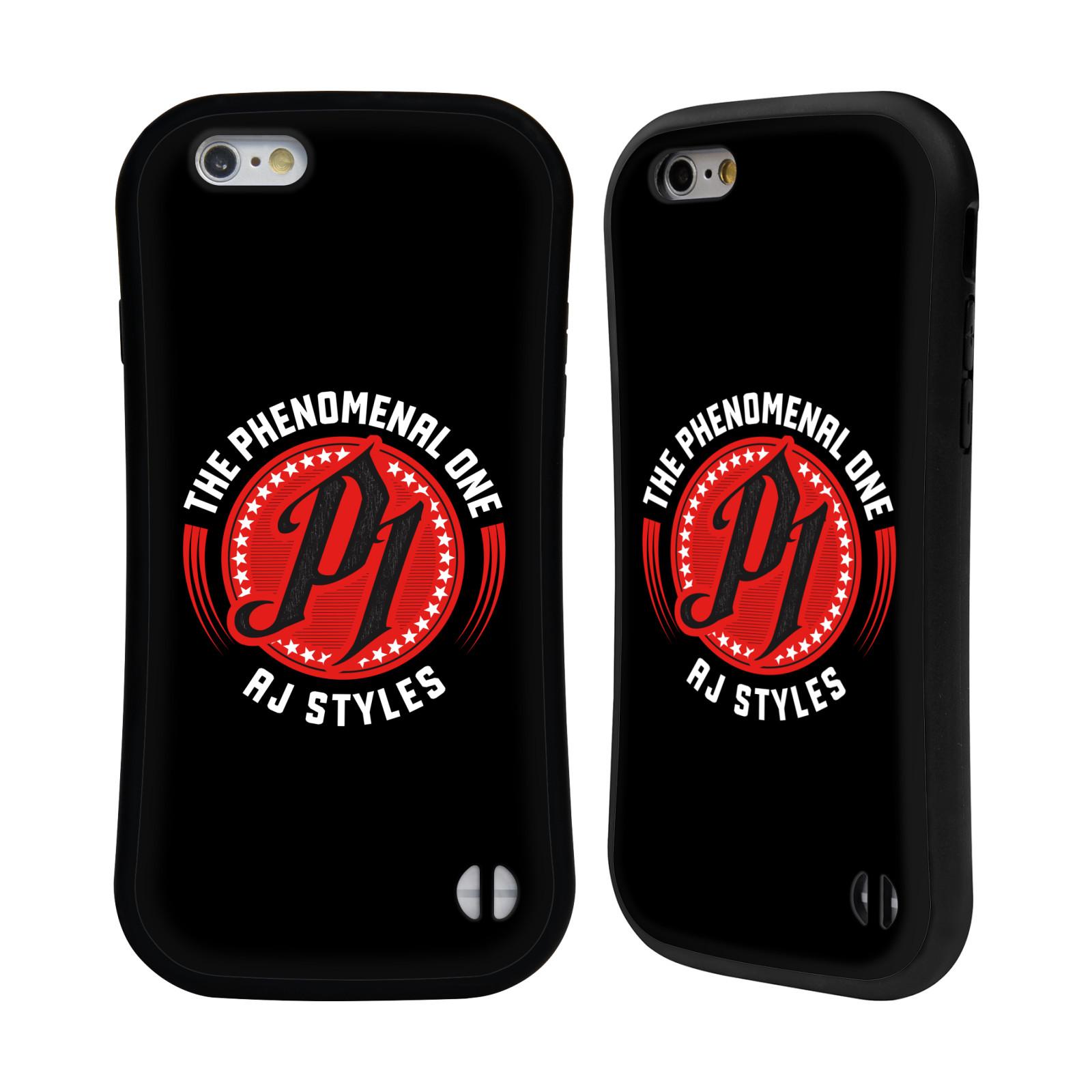 UFFICIALE-WWE-2017-AJ-STYLES-CASE-IBRIDA-PER-APPLE-iPHONES-TELEFONI