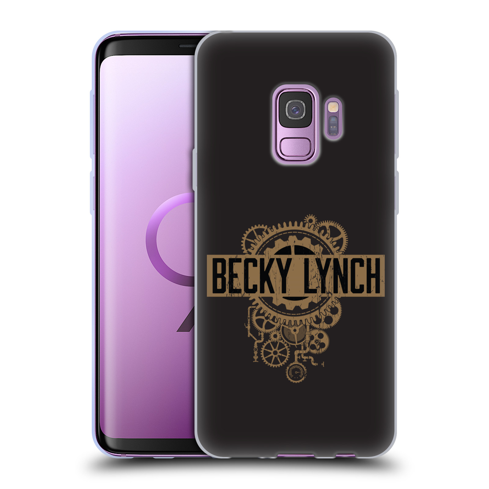 Officiel-WWE-Becky-Lynch-GEL-SOUPLE-CASE-Pour-SAMSUNG-Phone-1