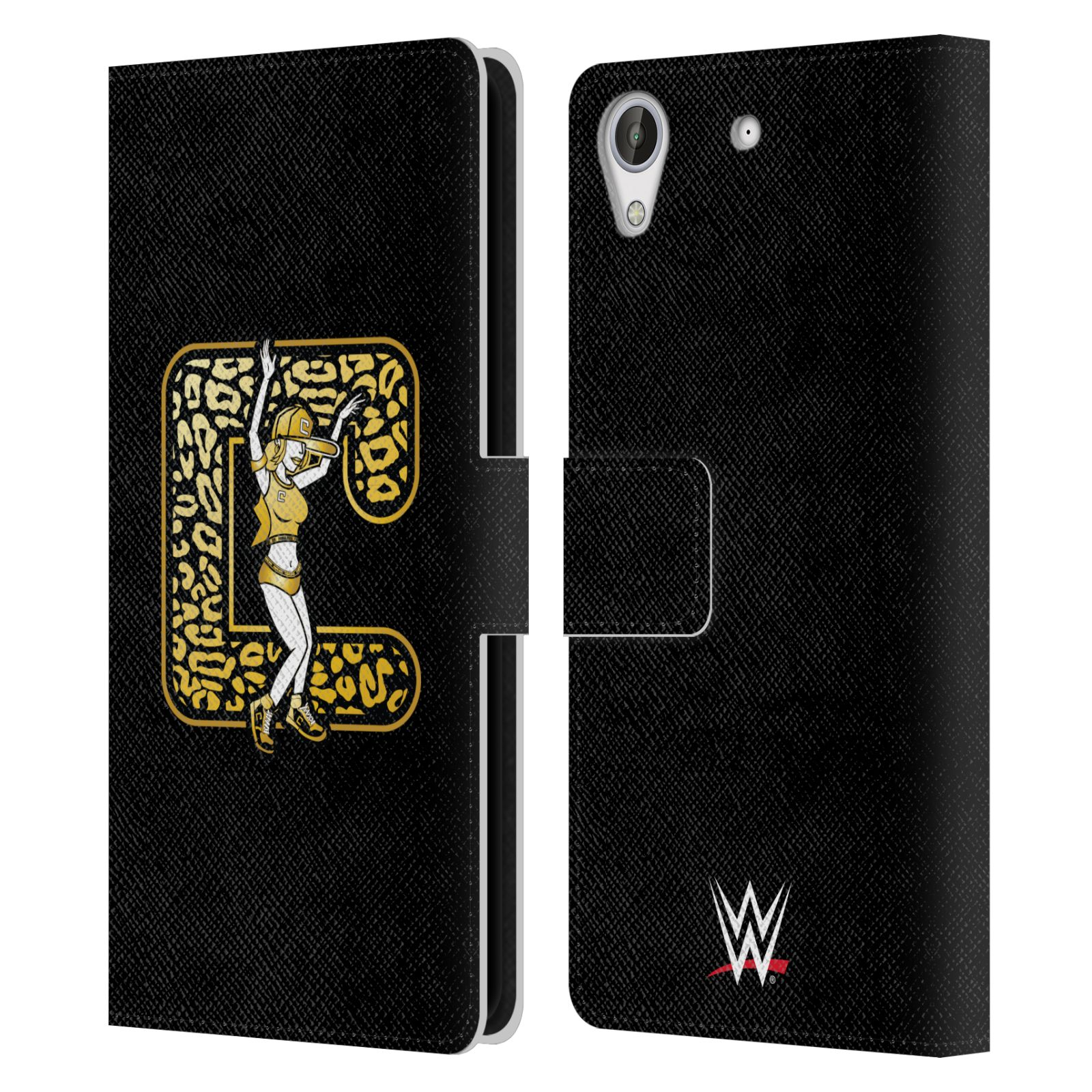 OFFICIAL-WWE-CARMELLA-LEATHER-BOOK-WALLET-CASE-FOR-HTC-PHONES-2
