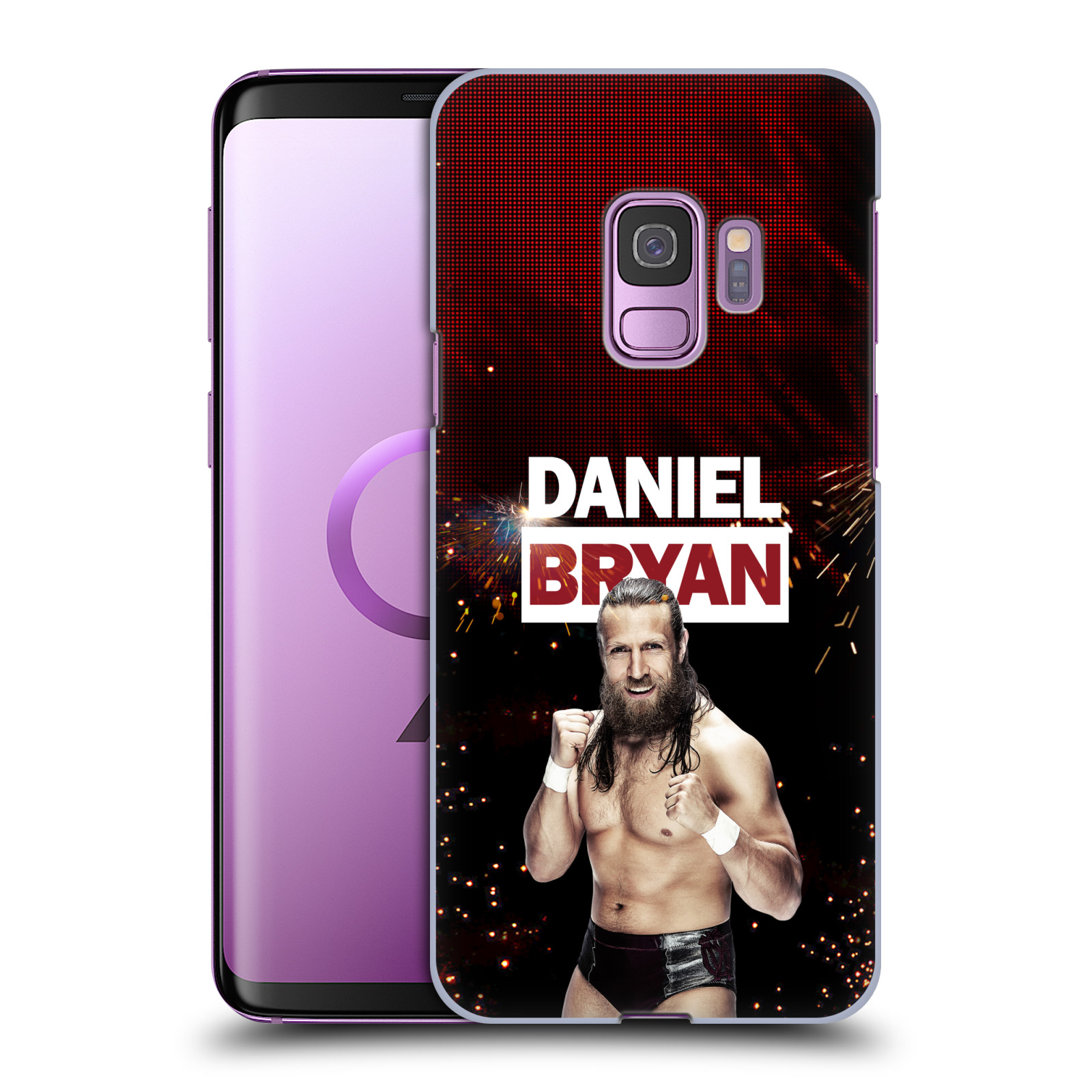OFFICIAL-WWE-DANIEL-BRYAN-HARD-BACK-CASE-per-Samsung-Telefoni-1