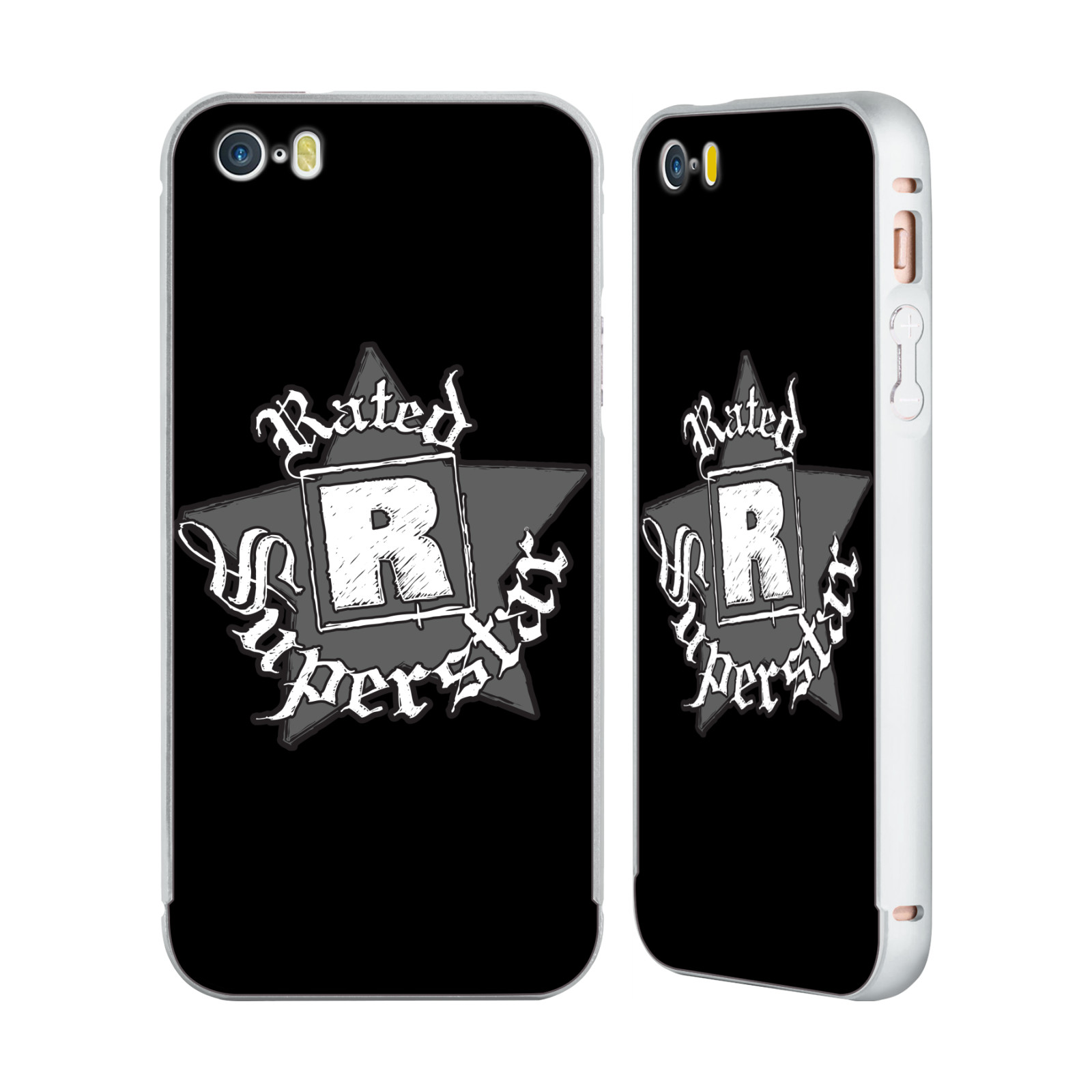 OFFICIEL-WWE-EDGE-ARGENT-ETUI-COQUE-BUMPER-SLIDER-POUR-APPLE-iPHONE-TELEPHONES