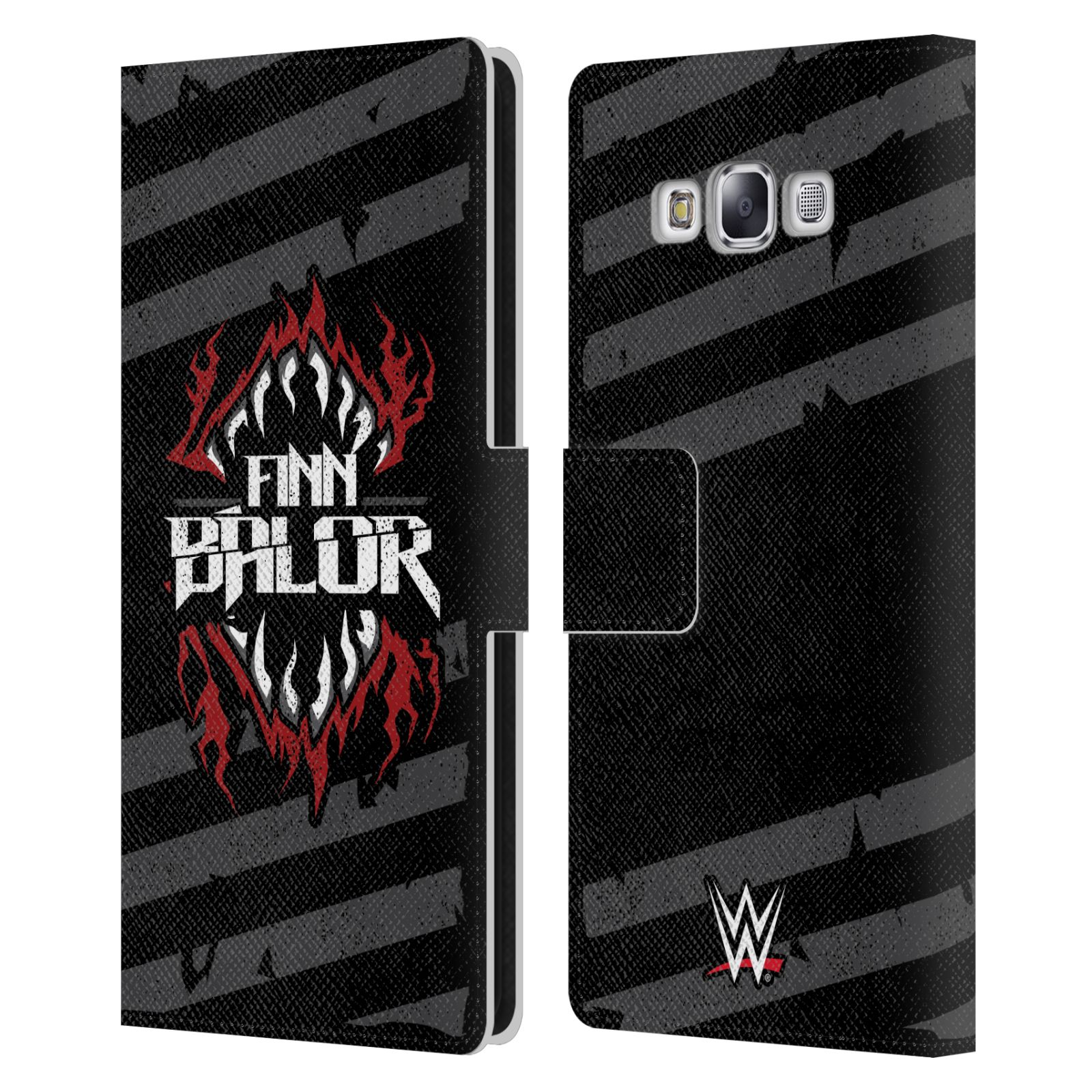 OFFICIAL-WWE-2017-FINN-BALOR-LEATHER-BOOK-WALLET-CASE-COVER-FOR-SAMSUNG-PHONES-3