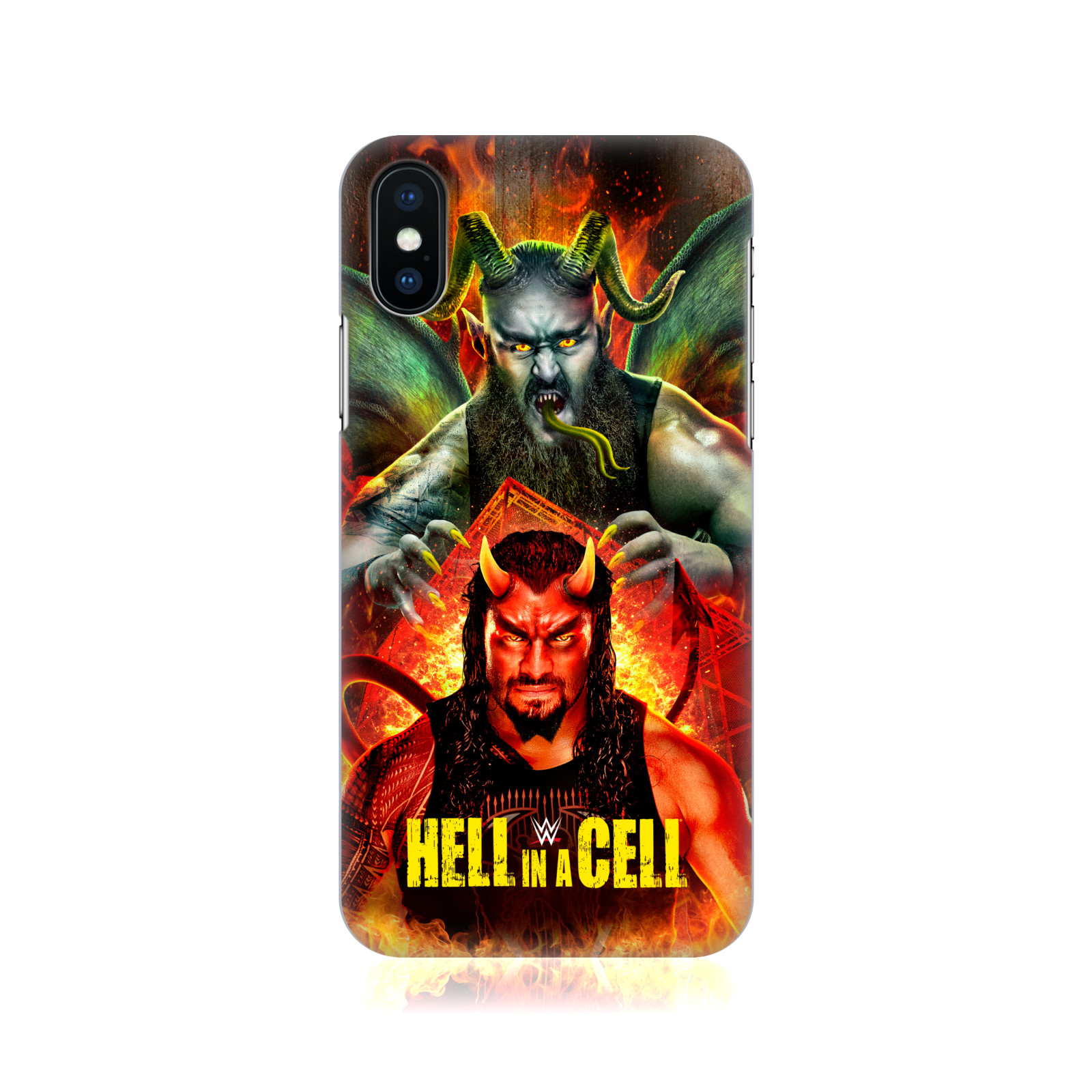 WWE 2018 Hell In A Cell