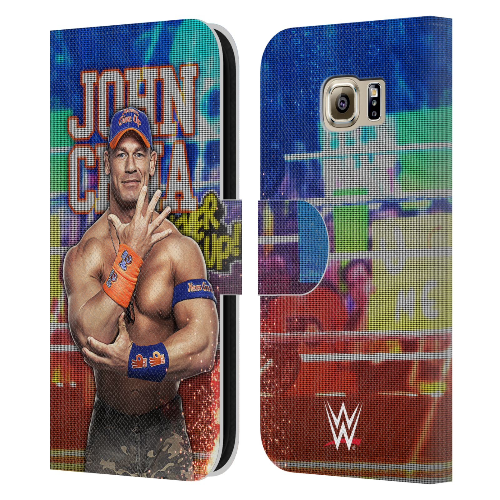 OFFICIAL-WWE-2017-JOHN-CENA-LEATHER-BOOK-WALLET-CASE-COVER-FOR-SAMSUNG-PHONES-1
