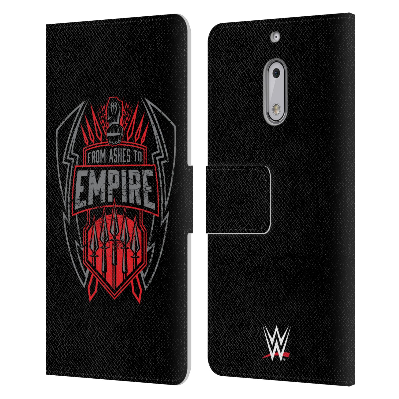 OFFICIAL-WWE-2017-ROMAN-REIGNS-LEATHER-BOOK-CASE-FOR-MICROSOFT-NOKIA-PHONES