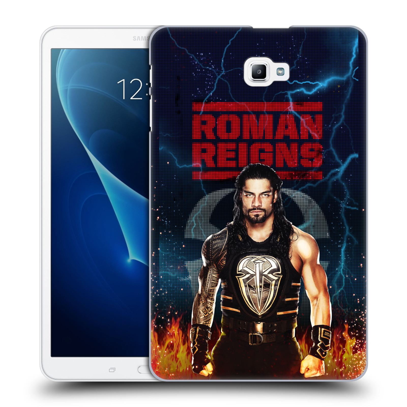 OFFICIAL-WWE-2017-ROMAN-REIGNS-HARD-BACK-CASE-FOR-SAMSUNG-TABLETS-1