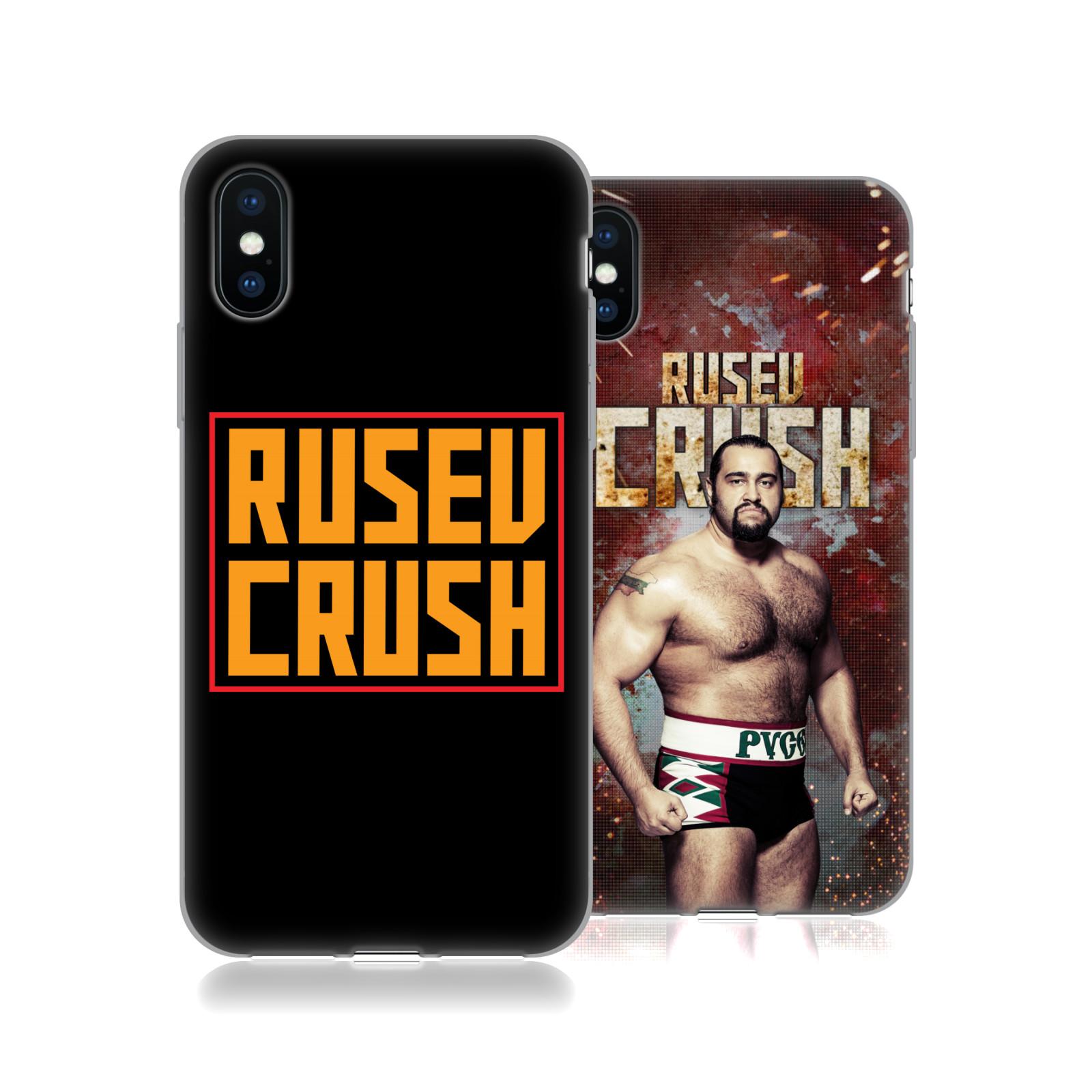 WWE Rusev Crush
