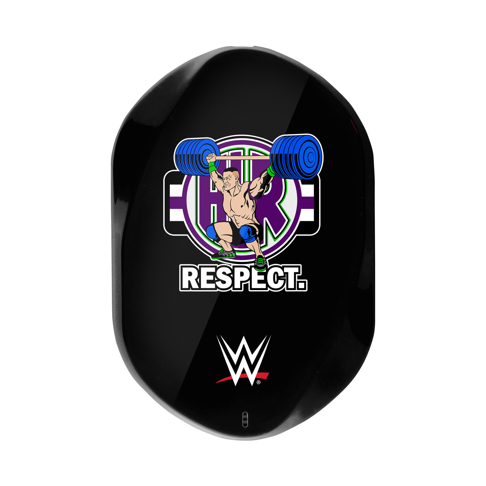 OFFICIAL-WWE-SUPERSTARS-GRAPHIC-BLACK-QI-FAST-WIRELESS-CHARGER thumbnail 7
