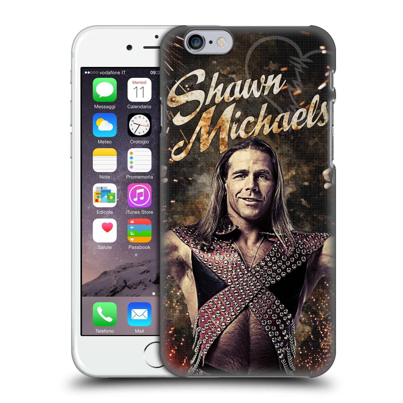 OFFICIAL-WWE-SHAWN-MICHAELS-HARD-BACK-CASE-FOR-APPLE-iPHONE-PHONES