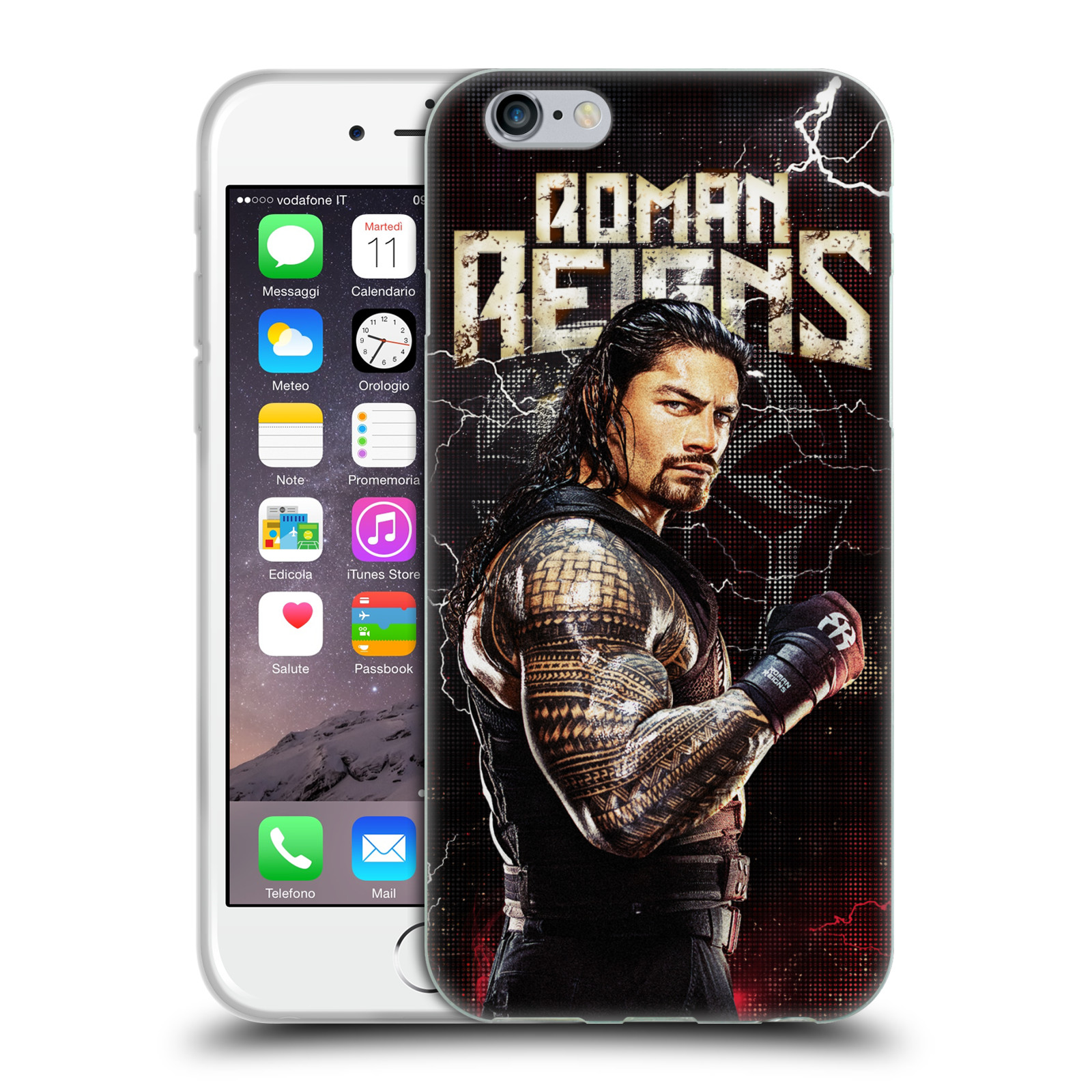 coque wwe iphone 6