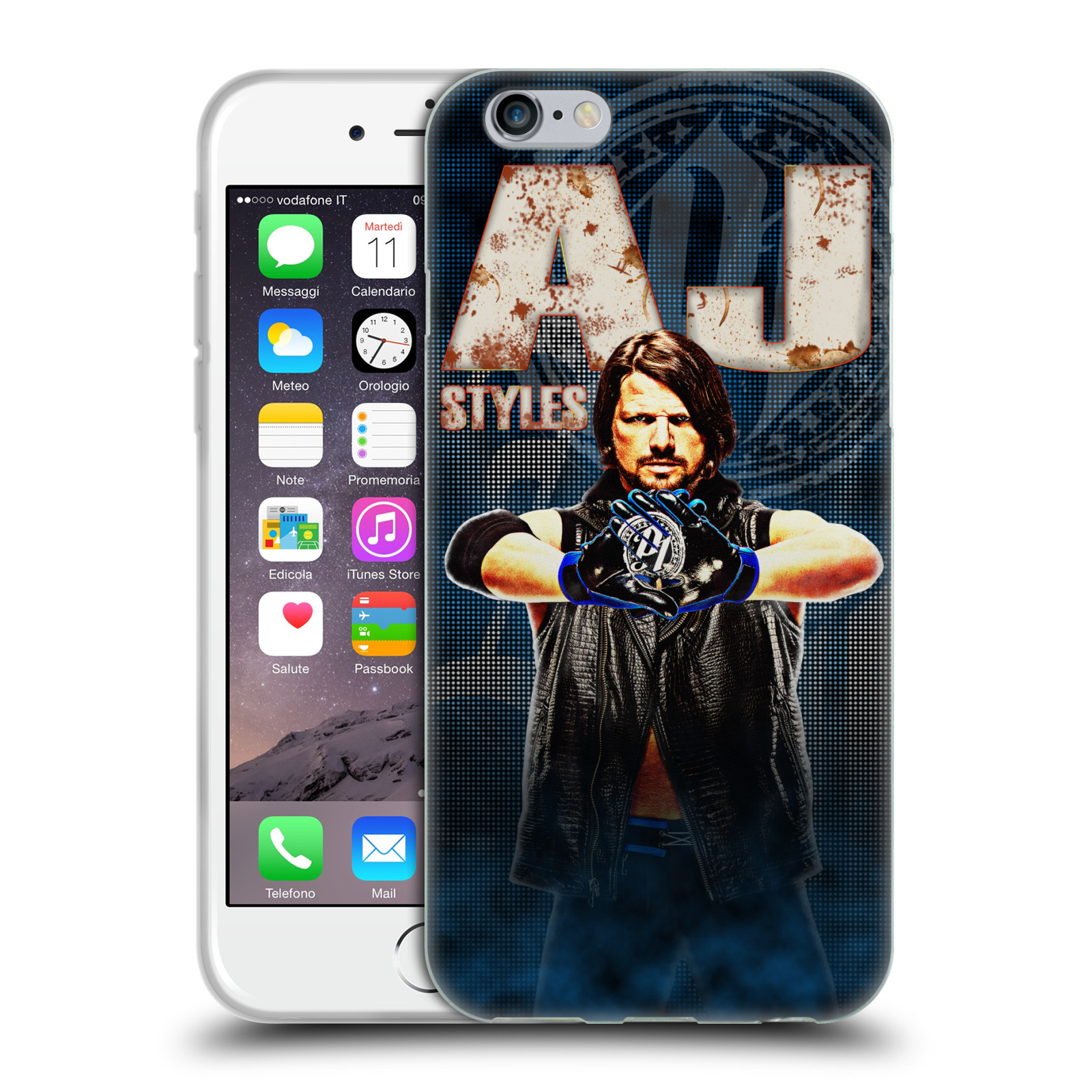 wwe coque iphone 7