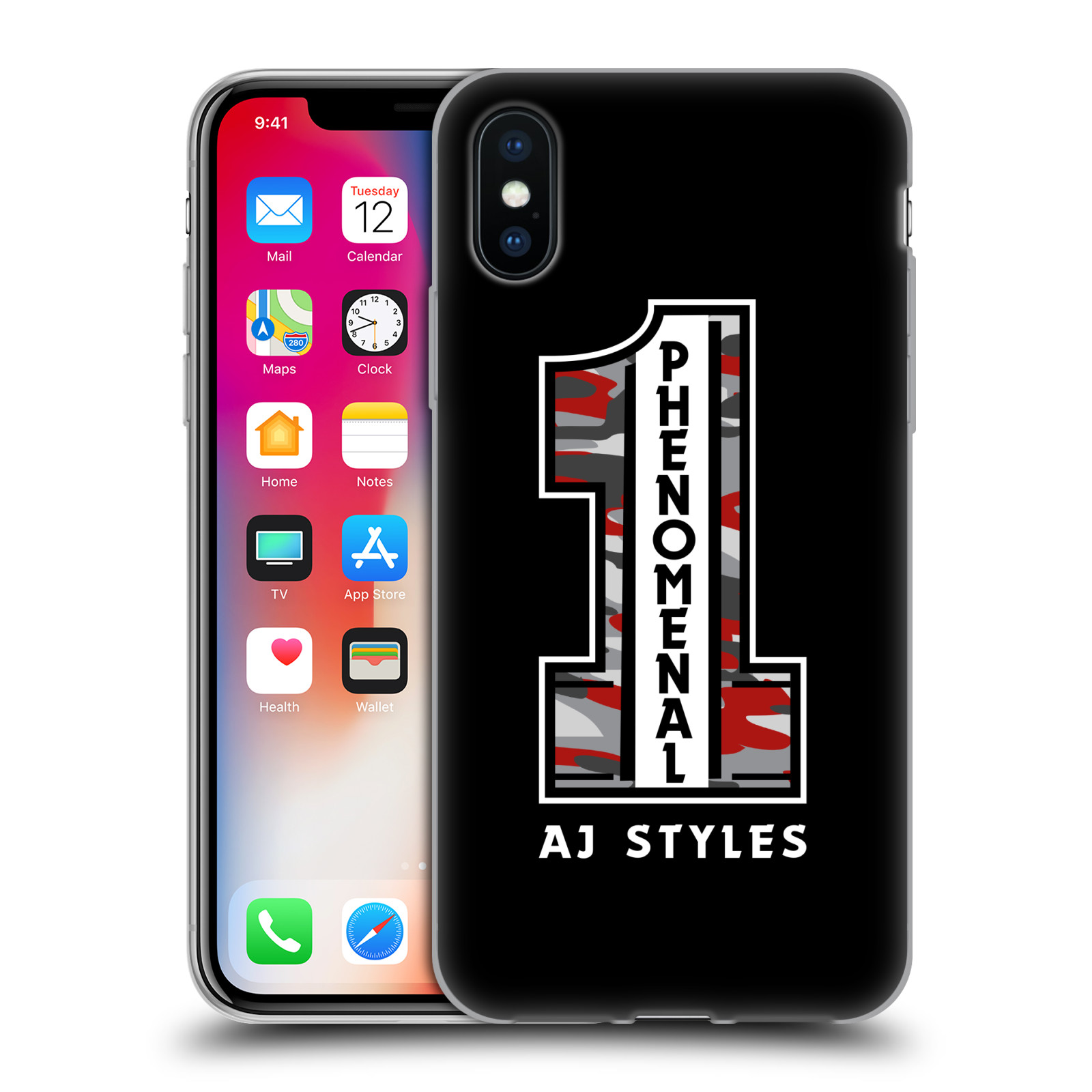 UFFICIALE-WWE-2017-18-SUPERSTARS-COVER-MORBIDA-IN-GEL-PER-APPLE-iPHONE-TELEFONI