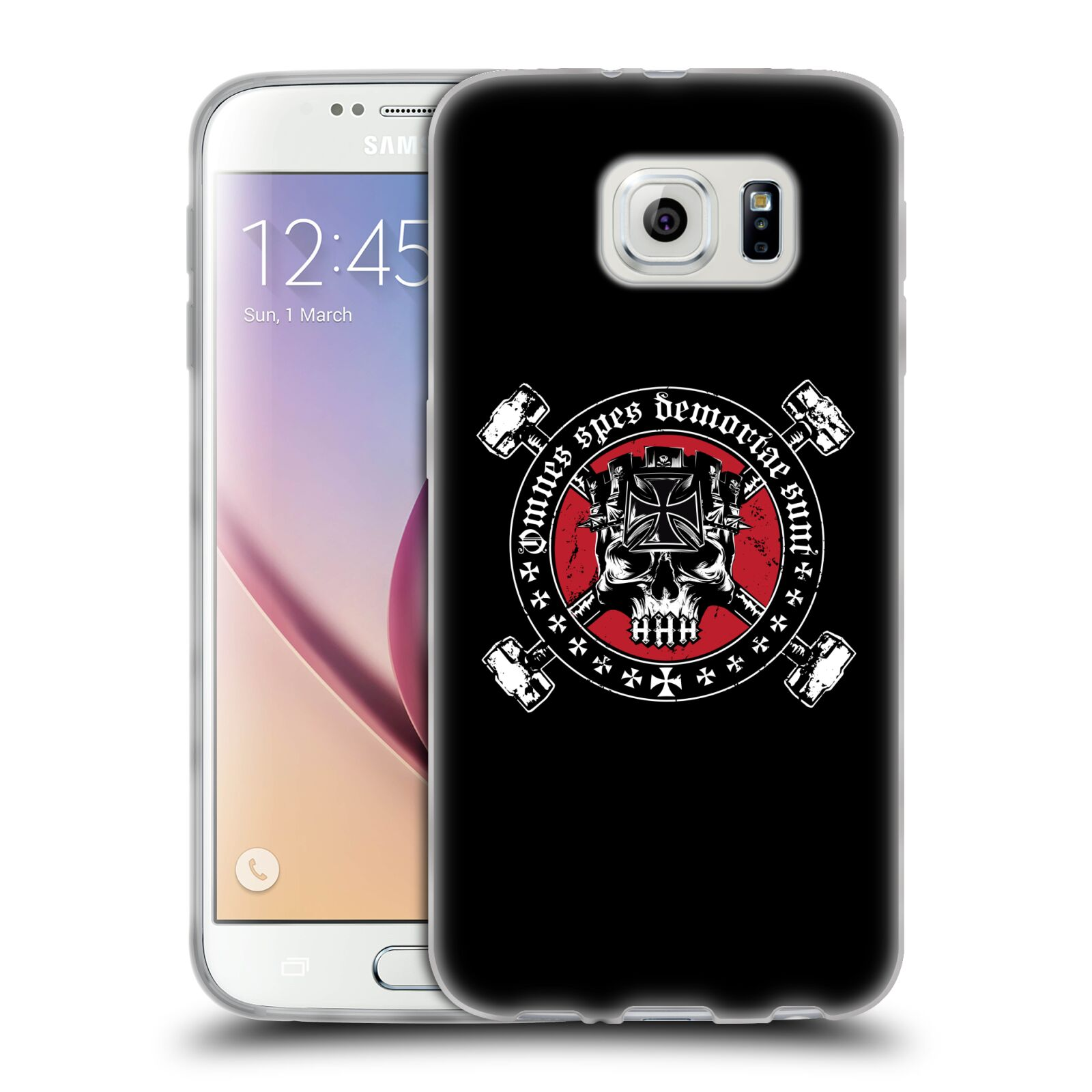 Official Wwe Triple H Soft Gel Case For Samsung Phones 1 Peace