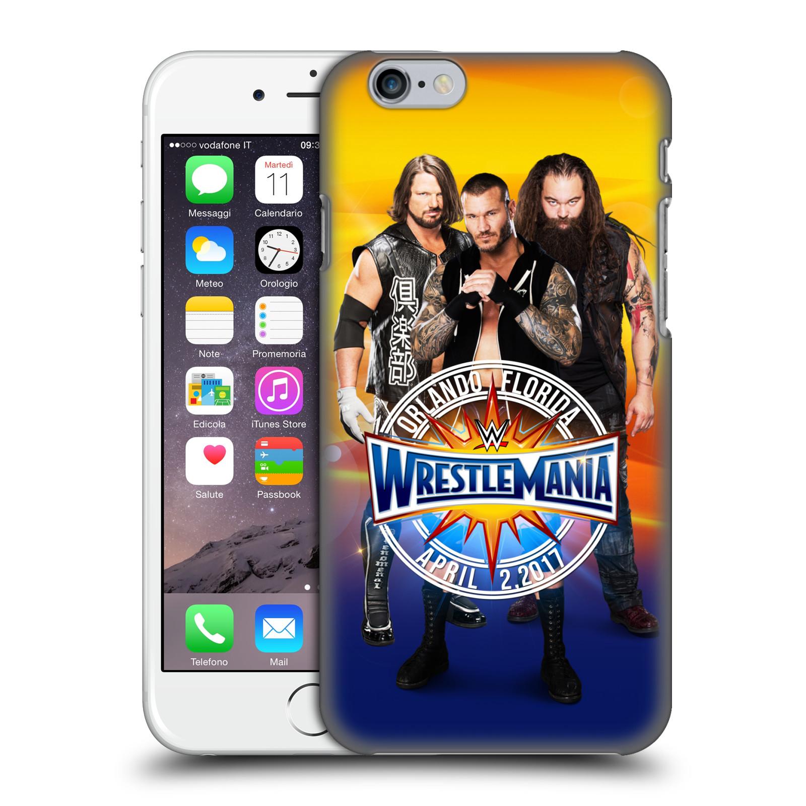 OFFICIAL-WWE-WRESTLEMANIA-33-SUPERSTARS-HARD-BACK-CASE-FOR-APPLE-iPHONE-PHONES