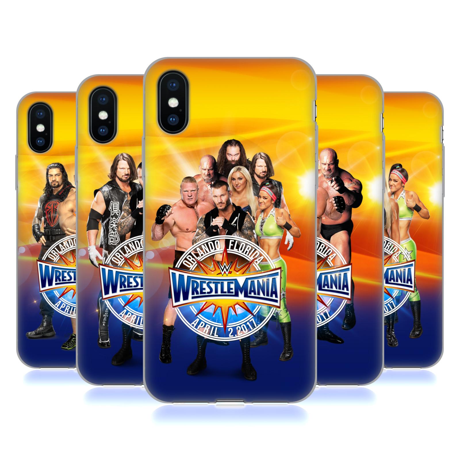 WWE Wrestlemania 33 Superstars