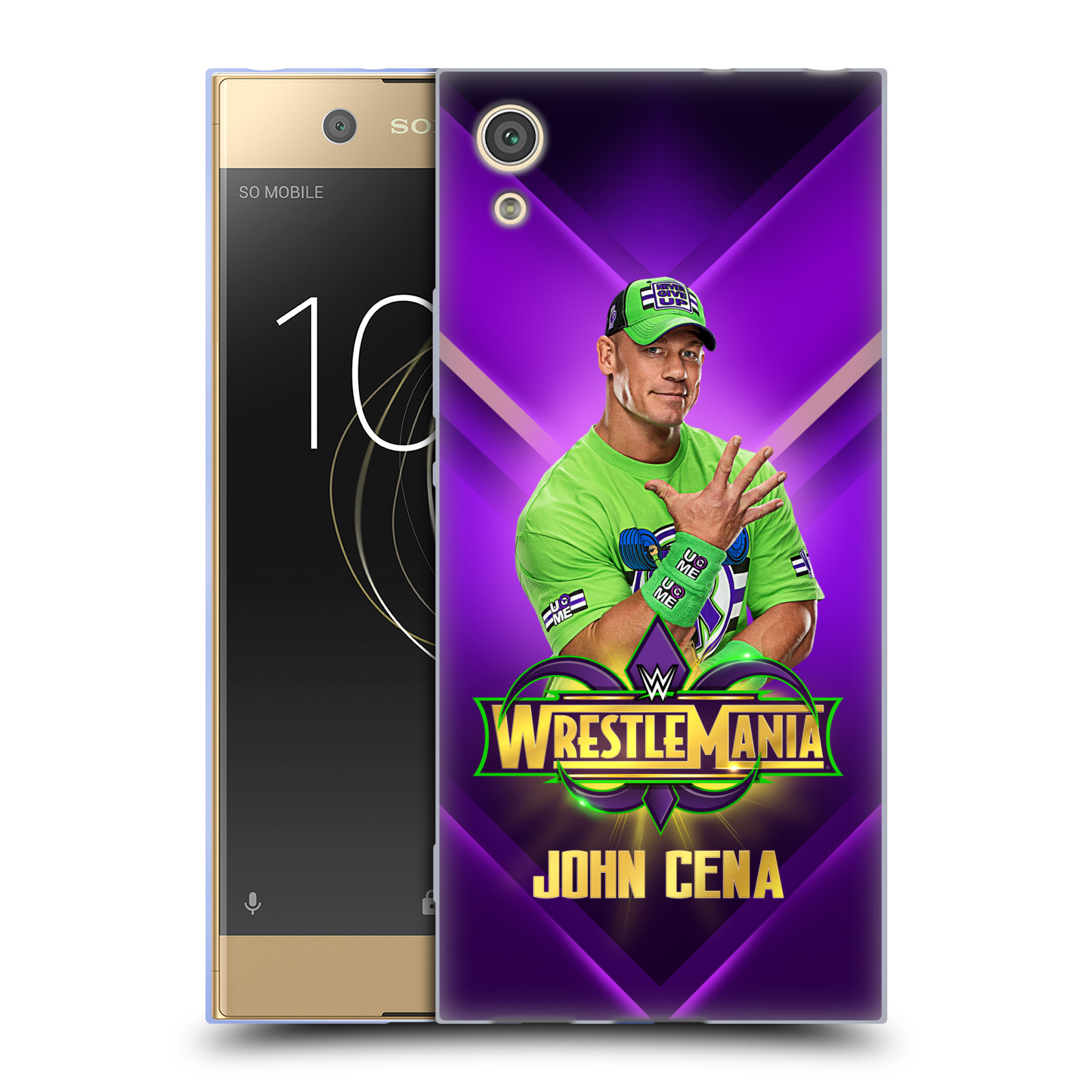 OFFICIAL-WWE-WRESTLEMANIA-34-SUPERSTARS-SOFT-GEL-CASE-FOR-SONY-PHONES-1