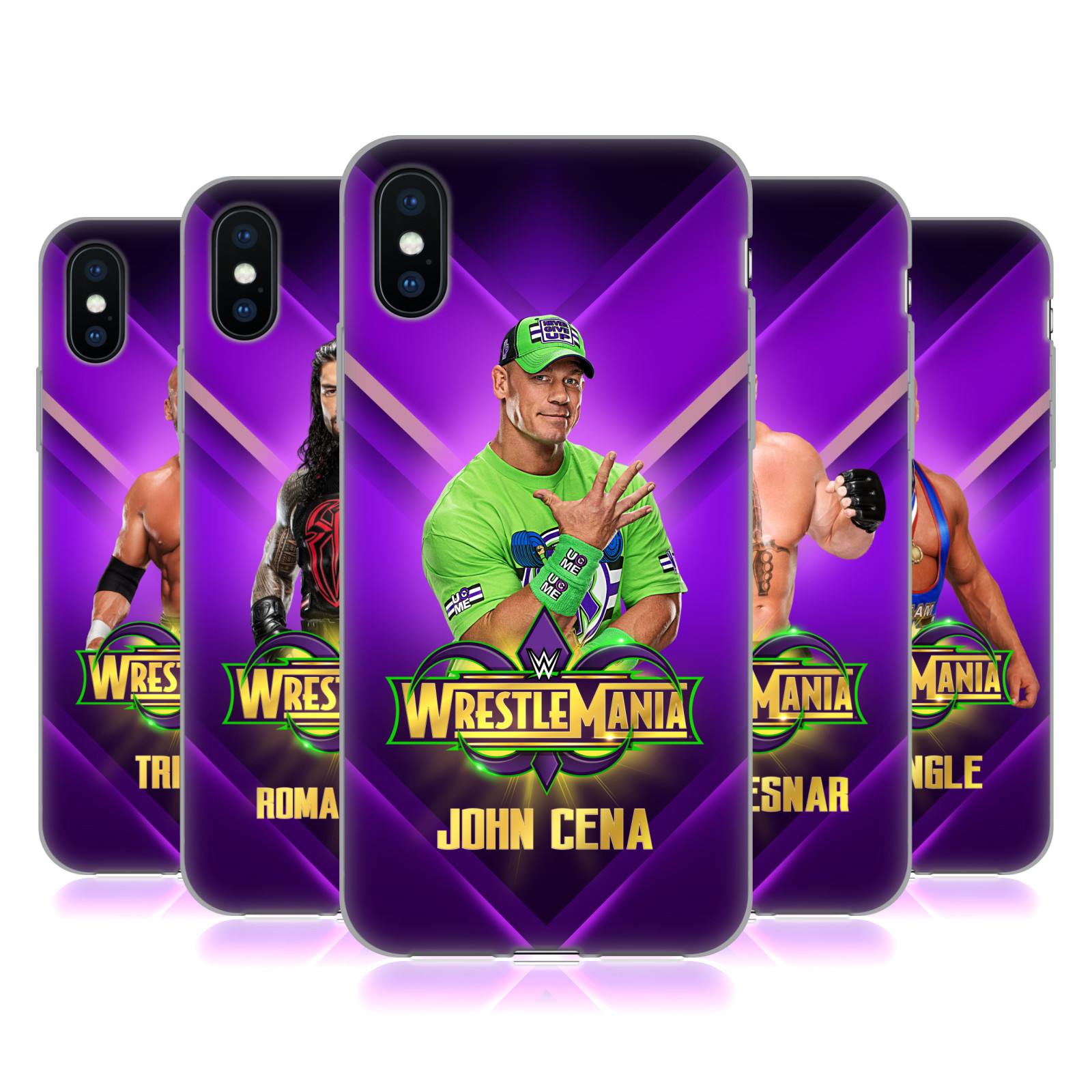 WWE <!--translate-lineup-->Wrestlemania 34 Superstars<!--translate-lineup-->