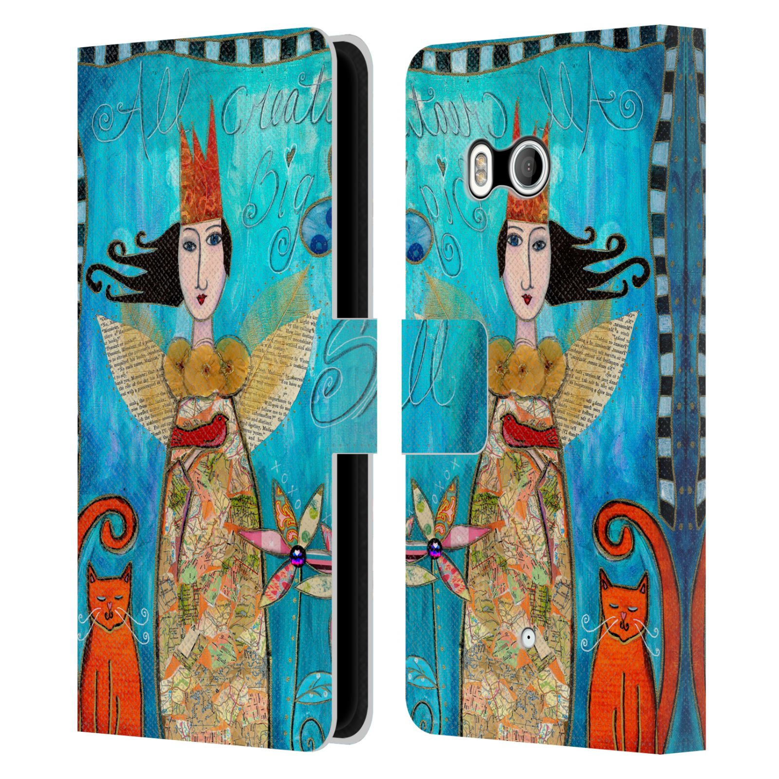 OFFICIAL-WYANNE-PEOPLE-AND-FACES-LEATHER-BOOK-WALLET-CASE-FOR-HTC-PHONES-1