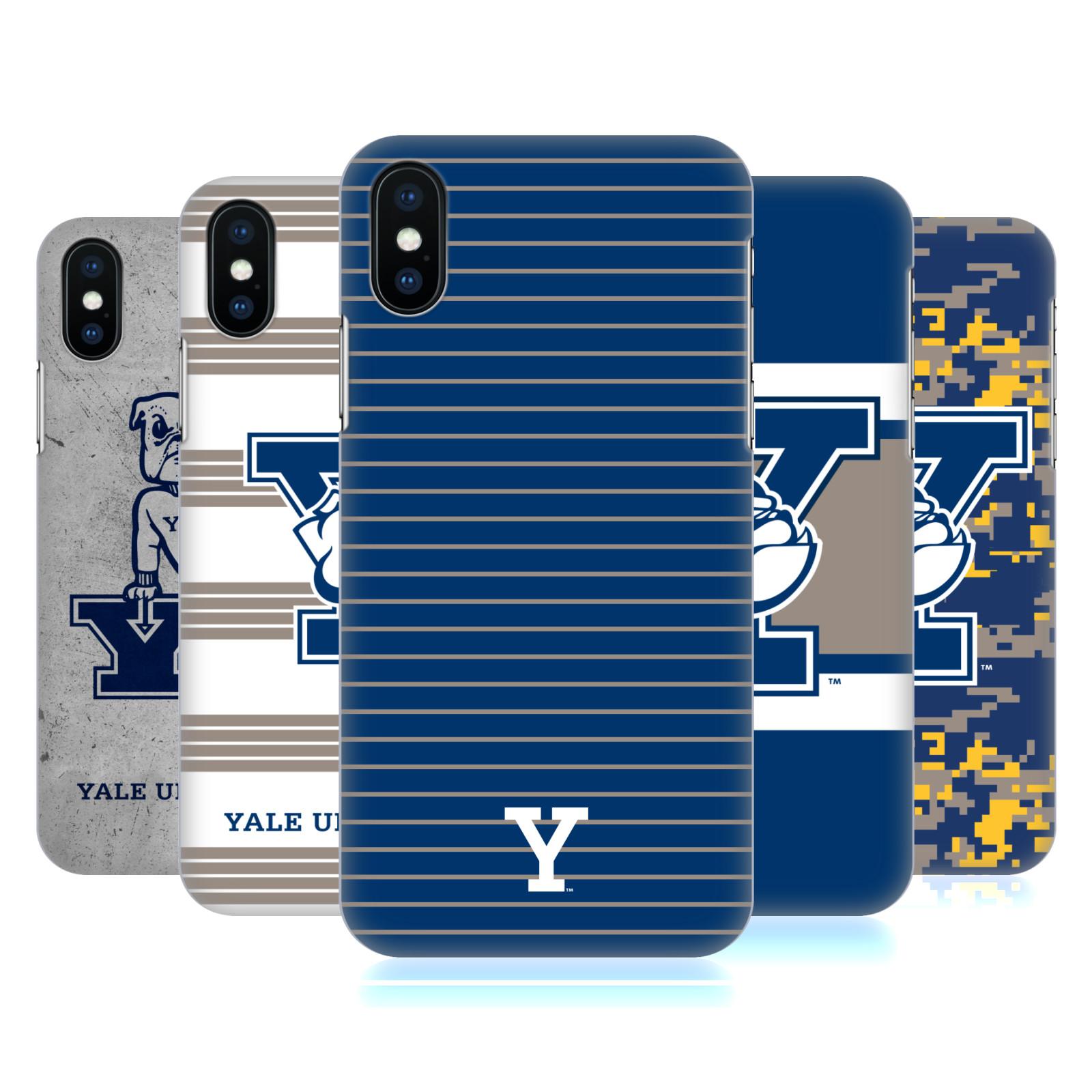 Yale University 2018/19 Patterns