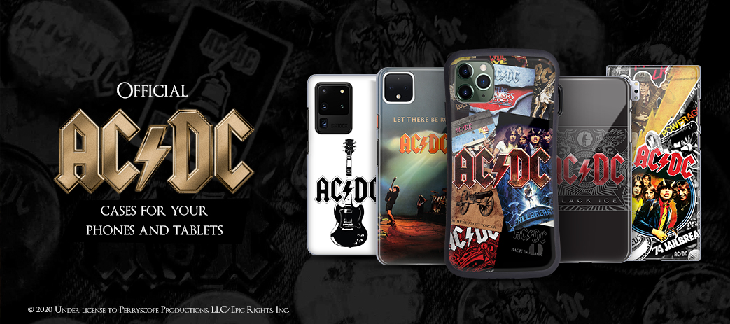 Phone Case, Tablet Case, Covers, Stickers, Skins AC/DC ACDC