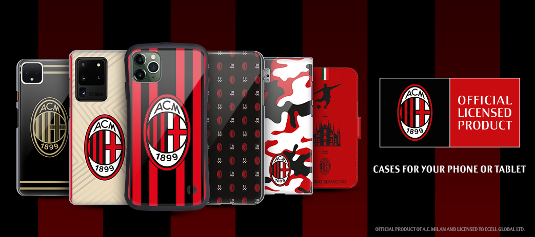 Phone Case, Tablet Case, Covers, Stickers, Skins AC Milan