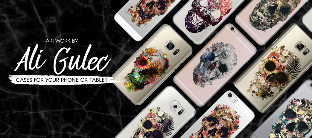 Phone Case, Tablet Case, Covers, Stickers, Skins Ali Gulec