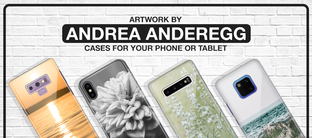Phone Case, Tablet Case, Covers, Stickers, Skins Andrea Anderegg
