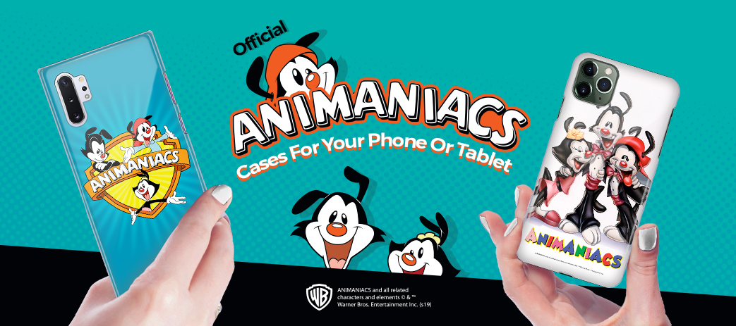 Phone Case, Tablet Case, Covers, Stickers, Skins Animaniacs