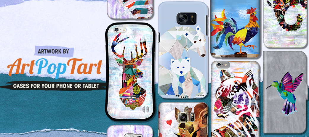 Phone Case, Tablet Case, Covers, Stickers, Skins Artpoptart