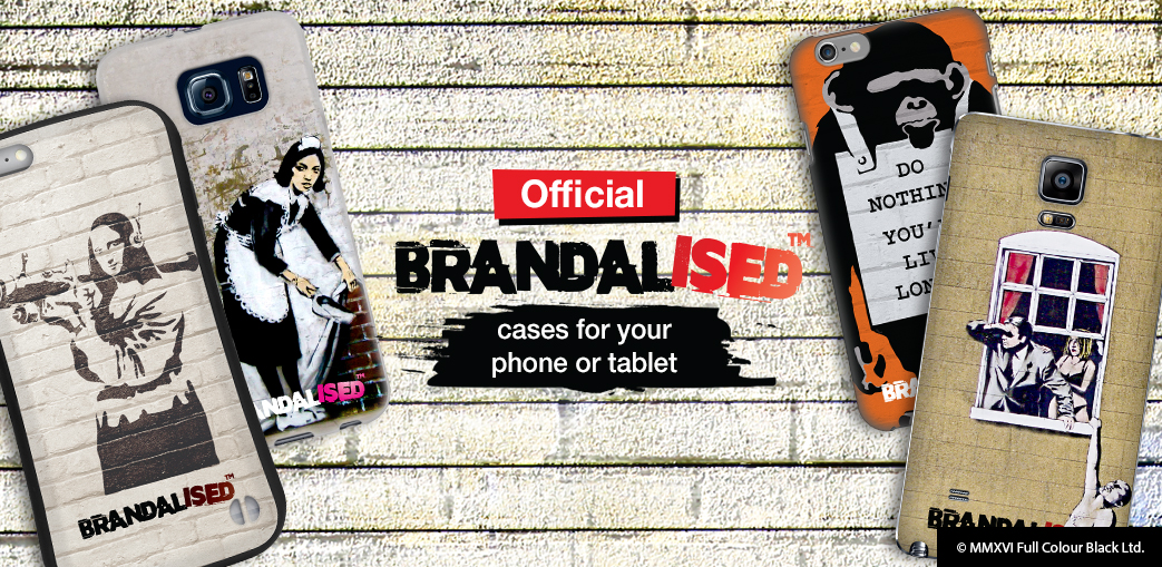 Phone Case, Tablet Case, Covers, Stickers, Skins Brandalised